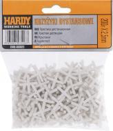 Хрестики дистанційні Hardy 2,5 мм 2040-660025