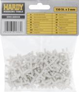 Хрестики дистанційні Hardy 3 мм 2040-660030