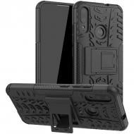 Чехол Armor Case для Motorola Moto E6 Plus Black (arbc7301)