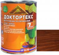 Лазурь ІРКОМ Доктортекс ИР-013 каштан шелковистый мат 0,8 л