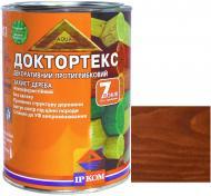 Лазурь ІРКОМ Доктортекс ИР-013 дуб шелковистый мат 0,8 л