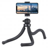 Штатив гибкий Ulanzi MT-07 Tripod прорезиненный трипод со съемной головкой для камер и смартфонов (4