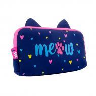 Пенал шкільний Cats TO-01 532953 YES синій
