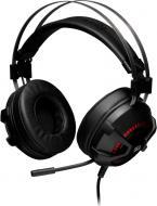 Гарнітура ігрова Redragon Bio Vibration 75077 black/red