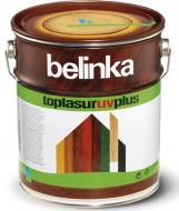 Краска-лазурь Belinka Toplasur UV+ 12 бесцветный полуглянец 1 л