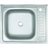 Мойка для кухни Kraft 6050ELН 600x500x160 Нержавейка