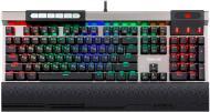 Клавіатура ігрова Redragon Surya RGB USB OUTEMU Blue (75061) grey