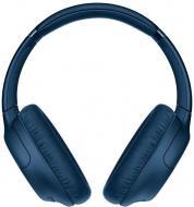 Навушники Sony blue WHCH710NB.CE7