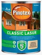 Деревозащитное средство Pinotex Classic Lasur бесцветный мат 1 л