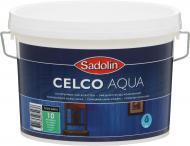 Лак CELCO AQUА 10 Sadolin мат 2,5 л