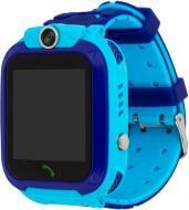 Смарт-часы AmiGo GO002 Swimming Camera Wi-Fi blue