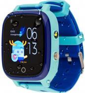Смарт-часы AmiGo GO005 4G WIFI Thermometer blue