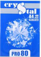 Папір офісний UPM-Kymmene A4 80 г/м СRYSTAL PRO білий