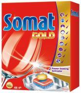 Таблетки для ПММ Somat Gold 48 шт.