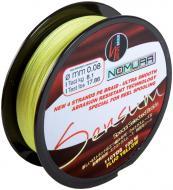 Шнур  Nomura Sensum 100м 0.1мм 9,2кг NM33000310