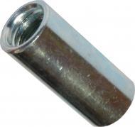 Гайка соединительная оцинкованная сталь М8 2 шт 5,8