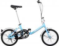 Велосипед Pro Tour CABE блакитний