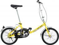 Велосипед Pro Tour CABE желтый