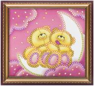 Набір для вишивання бісером Абрис Арт Закохана парочка 1 з магнітом АМА-060 d21641b272859