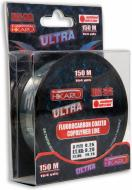 Леска  Lineaeffe Hikaru Ultra Fluorocarbon Coating 150м 0.2мм 5,5кг 3400020