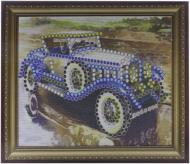 Набір для вишивання бісером Абрис Арт Ретро-авто 2 з магнітом АМА-036 da437cd61d504