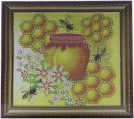 Набір для вишивання бісером Абрис Арт Травневий мед з магнітом АМА-033