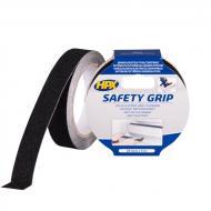 Протиковзка стрічка HPX Safety Grip SB2505 чорна 25 мм 5 м