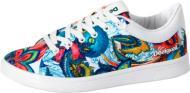 Кроссовки Desigual Basket Shoes Court Galactic Bloom 17WKRW291000 р.38 разноцветный
