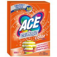 Плямовивідник ACE Oxi Magic Color 500 г