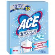 Плямовивідник ACE Oxi Magic White 500 г