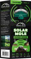 Відлякувач кротів та підземних гризунів Profi Plus Super Spike Pest Control на сонячній батареї