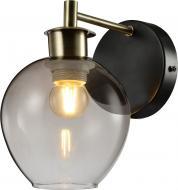 Бра Accento lighting Sorrento 1x60 Вт E27 хром