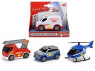 Машинка Dickie Toys Рятівники в асортименті