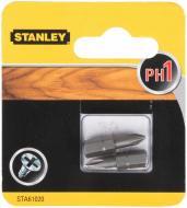 Біта Stanley PH1x25 мм 2 шт. STA61020