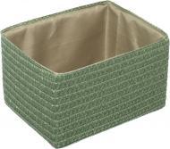 Короб для зберігання текстильний QR01-M без кришки 160x250x190 мм