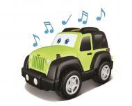 Машинка Bb Junior Jeep Wrangler 16-81531