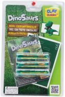 Набір для ліплення Clay Buddies Динозаври Тиранозавр Рекс базовий 308271
