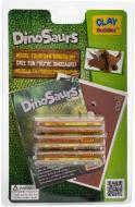 Набір для ліплення Clay Buddies Динозаври Трицератопс базовий 309117