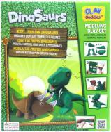 Набір для ліплення Clay Buddies Динозаври стартовий 308288