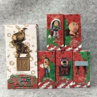 """Набор игрушек Фигурки героев из мультфильма """"История игрушек"""" 6 штук Shantou"""