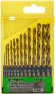 Набор сверл по металлу Vectron HSS 1,5-6,5 мм 13 шт. 29-1-103