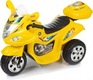 Электромотоцикл Babyhit Racer желтый 71627