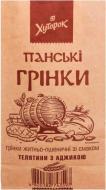 Грінки Панскі житньо-пшеничні телятина з аджикою 100 г (4820182743597)