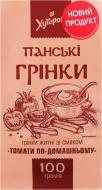 Грінки Панські житні зі смаком томати по-домашньому 100 г (4820182745478)