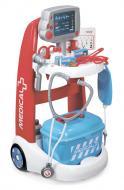 Ігровий набір Smoby Візок медичної допомоги з обладнанням та аксесуарами 340202