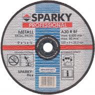 Круг відрізний по каменю Sparky 230x3,0x22,2 мм