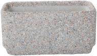 Вазон декорований гранітною крихтою Пролісок великий 80х40х40 см