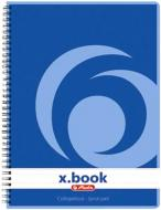 Нотатник X.Book 80 аркушів 297515 Herlitz