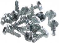 Саморіз зі свердлом по металу для гіпсокартону 3.5x9.5 мм 1000 шт ЦБ