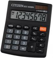 Калькулятор SDC805BN Citizen